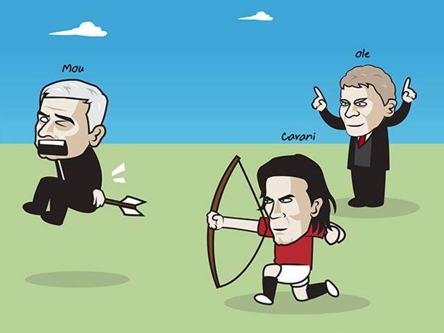 """Man Utd """"phục thù"""" thành công Tottenham khiến fan hả hê chế ảnh"""