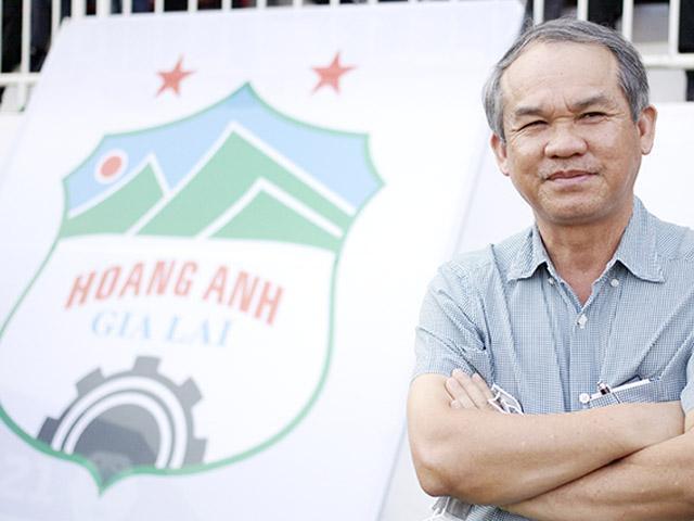 HAGL đại chiến Hà Nội FC: Bầu Đức lần đầu gặp bầu Hiển ở Pleiku