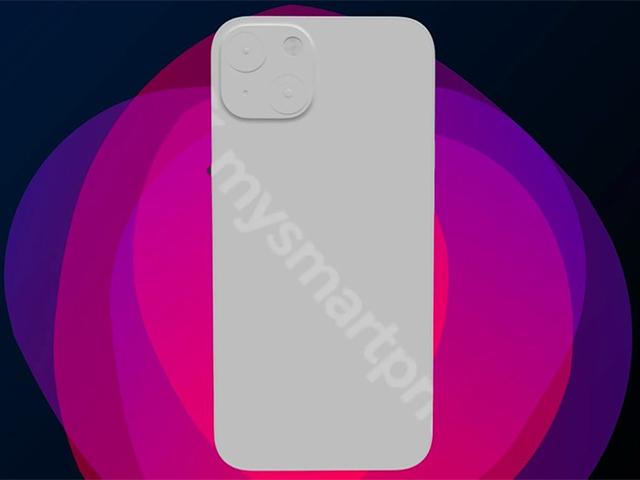 iPhone 13 tiếp tục xuất hiện qua hình ảnh render khiến fan sôi sục