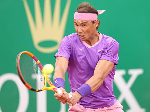 """Video tennis Delbonis - Nadal: """"Vua đất nện"""" thị uy, thần tốc vào vòng 3"""