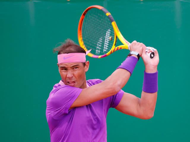 Trực tiếp tennis Delbonis - Nadal: Nadal có chiến thắng chung cuộc (Hết giờ)