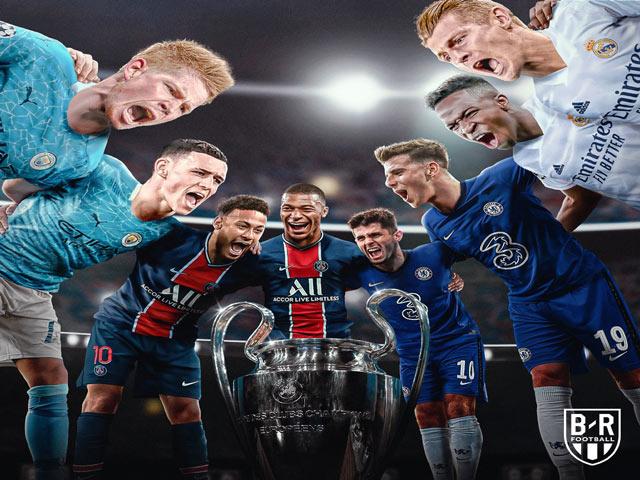 4 anh hào bán kết Cúp C1: Kẻ tám lạng người nửa cân, châu Âu chờ nhà vua mới