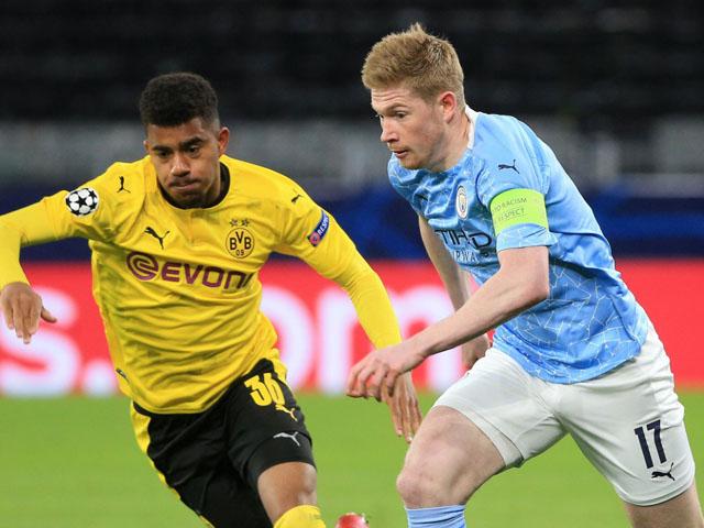 Kết quả bóng đá Cúp C1, Dortmund - Man City: Bước ngoặt 11m, ngược dòng kịch tính