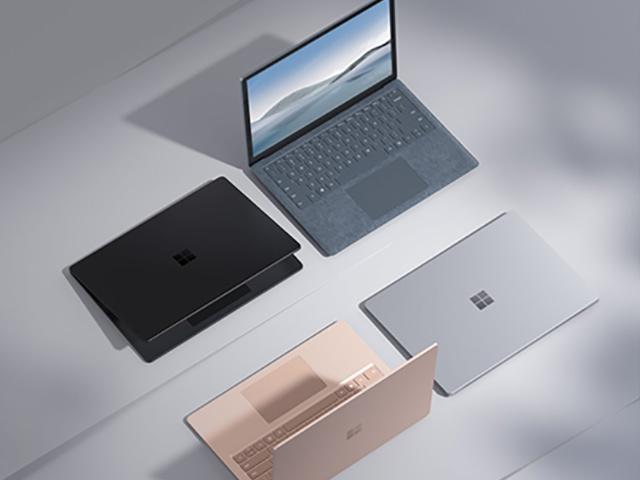 Ra mắt laptop Microsoft Surface 4 với chip cực khỏe, giá từ 23 triệu