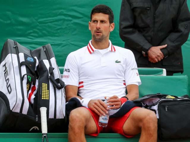 Djokovic thua choáng váng ở vòng 3 Monte Carlo, bất ngờ đổ lỗi cho thời tiết