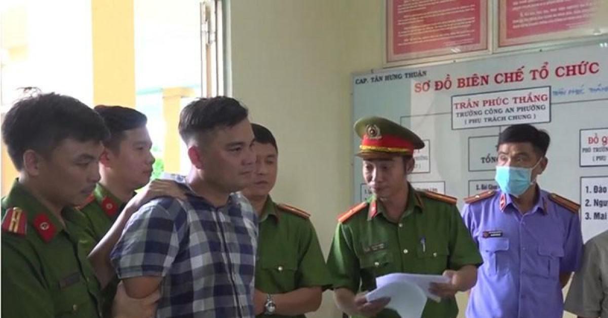Lý do Lê Chí Thành bị bắt tạm giam
