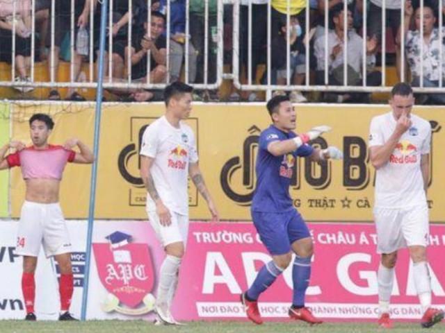 """HAGL bất ngờ để lộ điểm yếu """"chết người"""" trước trận đại chiến với Hà Nội FC"""