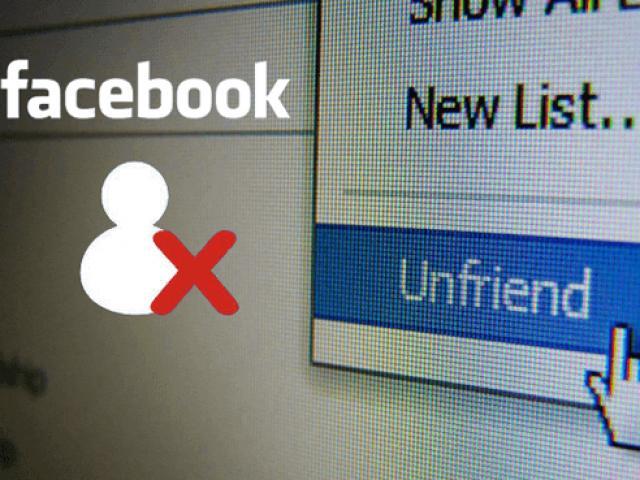 Cách xóa bạn bè trên Facebook nhanh nhất không dùng công cụ