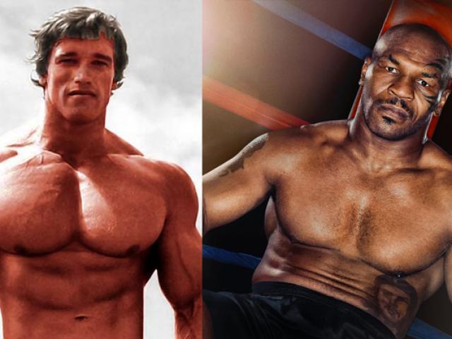 """Mike Tyson bất ngờ đối đầu """"Kẻ hủy diệt"""", đọ tài tay đấm UFC"""