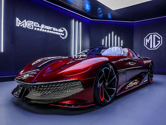 Hãng xe MG tham vọng lấn sân vào phân khúc xe thể thao điện