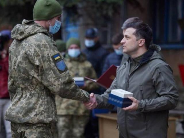 Tổng thống Ukraine than thở: Ông Putin không thích một tổng thống như tôi
