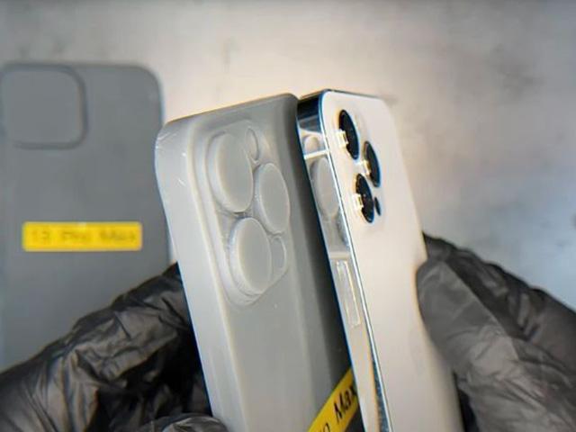 HOT: Thiết kế quan trọng nhất trên iPhone 13 Pro Max và 13 mini xuất hiện