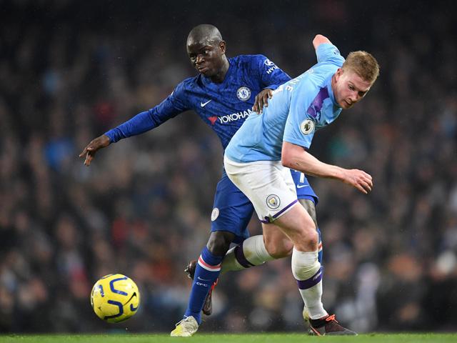 Trực tiếp bóng đá Chelsea - Man City: Đại chiến vì vé vàng chung kết