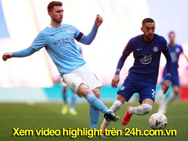 Trực tiếp bóng đá Chelsea - Man City: Kepa cản phá Rodri (Hết giờ)