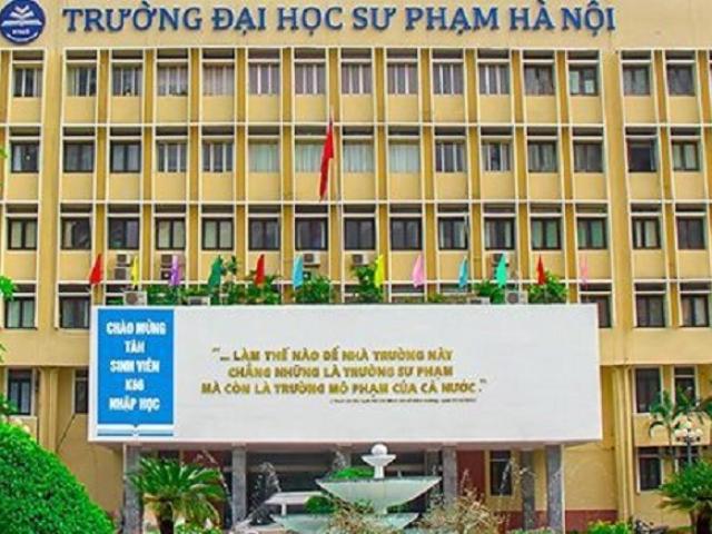 Đại học Sư phạm Hà Nội công bố phương thức tuyển sinh: Không tuyển thí sinh nói ngọng, nói lắp