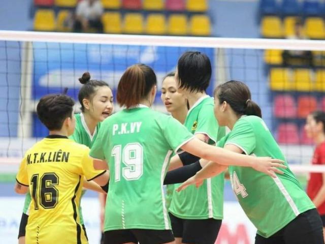 Cúp bóng chuyền Hùng Vương: Bình Điền Long An thắng BTL Thông tin lấy vé chung kết