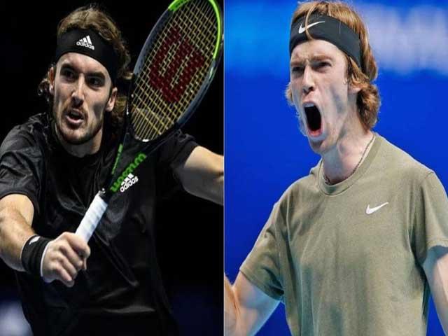 """Nhận định chung kết tennis Monte Carlo: So tài đỉnh cao, """"Hoàng tử"""" Tsitsipas mơ ngai vàng"""