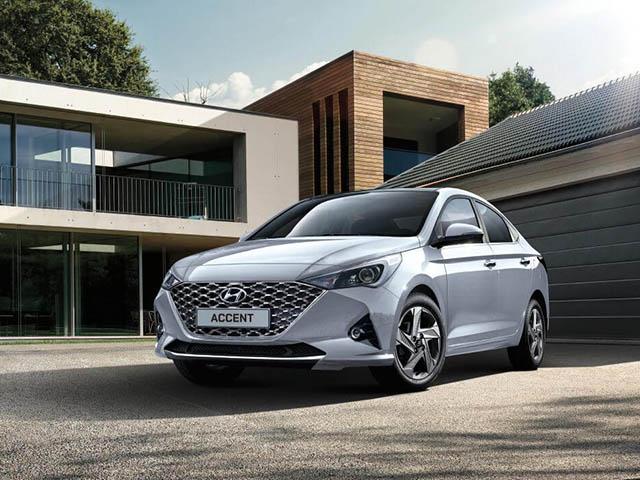 Giá xe Hyundai Accent lăn bánh tháng 4/2021