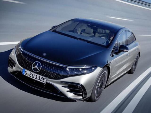 Xế điện Mercedes-Benz EQS ra mắt toàn cầu