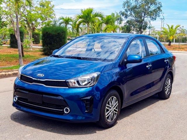 Bảng giá xe Kia Soluto tháng 4/2021, rẻ nhất 369 triệu đồng