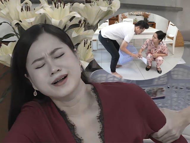 Lâm Vỹ Dạ suy sụp khi thấy Hứa Minh Đạt nắm tay gái đẹp