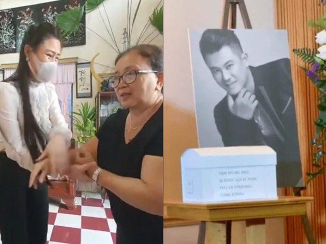 Vợ 2 Vân Quang Long bức xúc nói rõ về tiền phúng điếu của chồng tại Mỹ