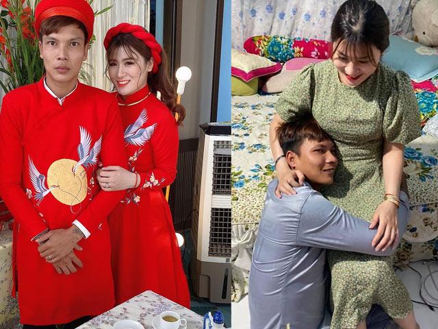 YouTuber phụ hồ nghèo nhất VN thông báo điều bất ngờ sau nửa tháng làm đám cưới