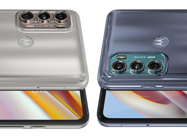 Motorola tung smartphone chơi game 120Hz, pin khủng, giá từ 4,3 triệu đồng