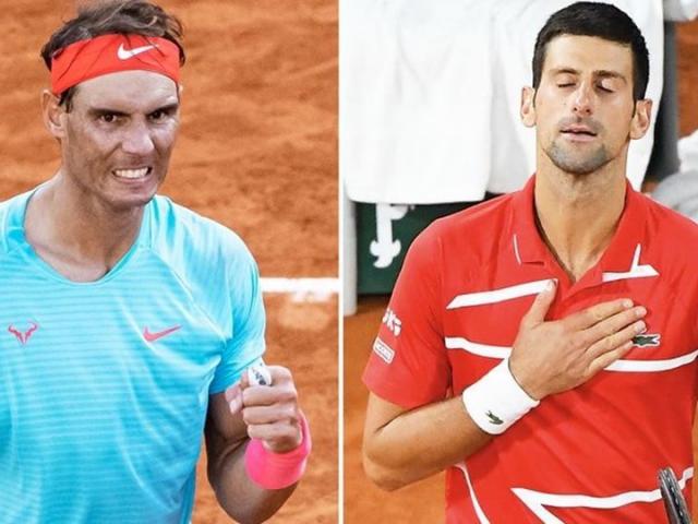 """Bị Nadal """"điểm huyệt"""" về cuộc đua Grand Slam, Djokovic lập tức phản bác"""