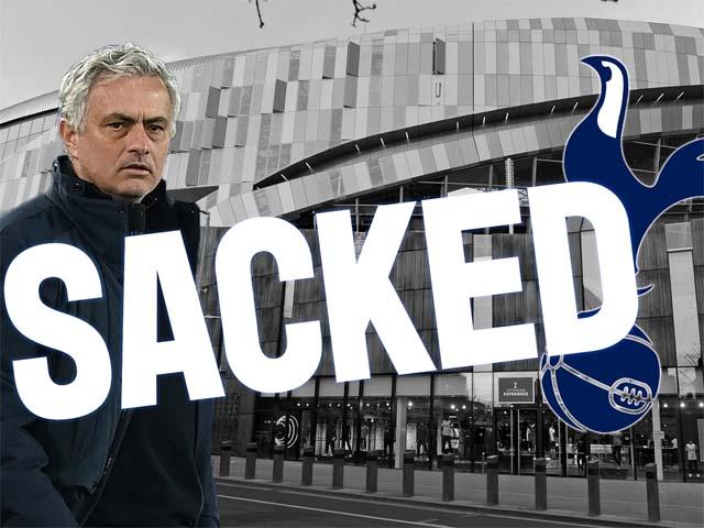 Mourinho bị Tottenham đuổi, định tái hợp Ronaldo ở tuyển Bồ Đào Nha