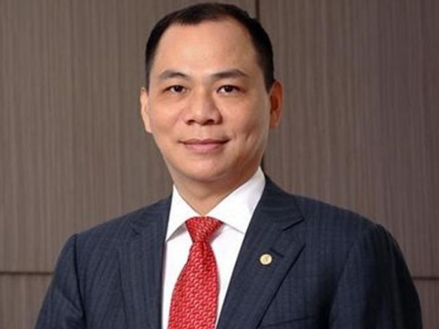 Khối tài sản khổng lồ của tỷ phú USD giàu nhất Việt Nam