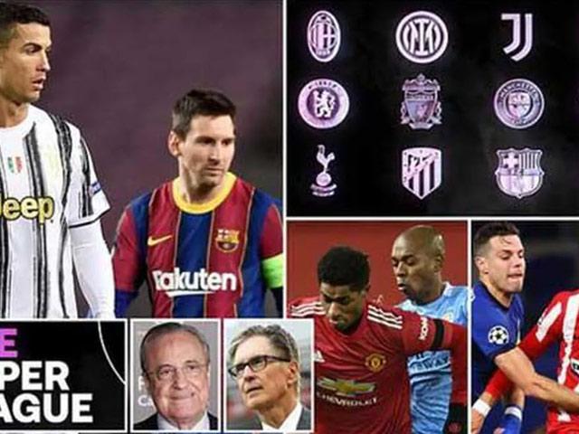 Tin mới nhất Super League châu Âu đổ vỡ: Phán quyết CHÍNH THỨC