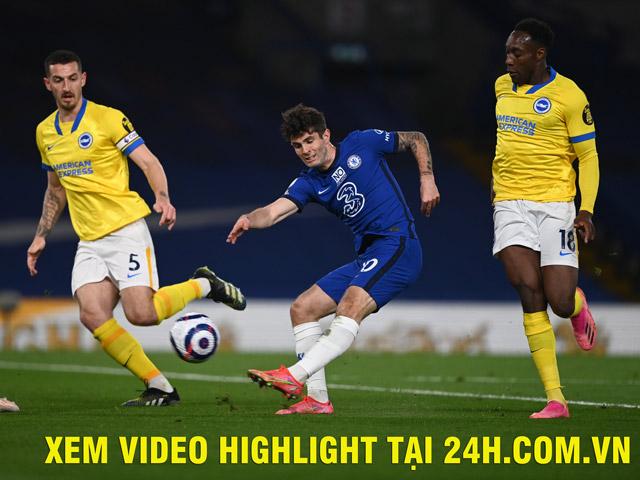 Trực tiếp bóng đá Chelsea - Brighton: Kết thúc nhạt nhòa (Hết giờ)