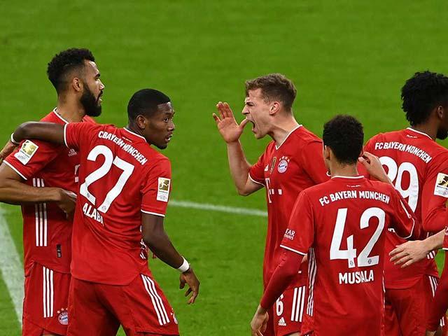 Video Bayern Munich - Bayer Leverkusen: Chóng vánh định đoạt, tiến gần ngày đăng quang