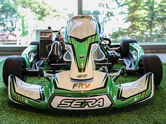 Giải đua xe Go Kart quy tụ đông vận động viên nhất sắp được khởi tranh