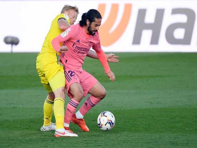 Trực tiếp bóng đá Cadiz - Real Madrid: Rodrygo cứa lòng chệch cột (Hết giờ)