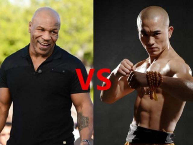 """Yi Long chưa đấu """"Vua Thái Cực"""", muốn dùng võ Thiếu Lâm hạ Mike Tyson"""
