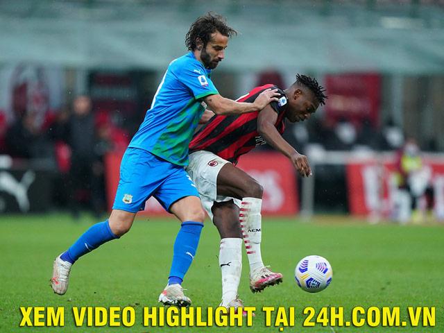 Video AC Milan - Sassuolo: Siêu phẩm mở màn, ngược dòng ngỡ ngàng