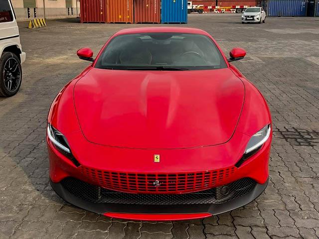 Siêu xe Ferrari Roma thứ 2 xuất hiện tại Việt Nam