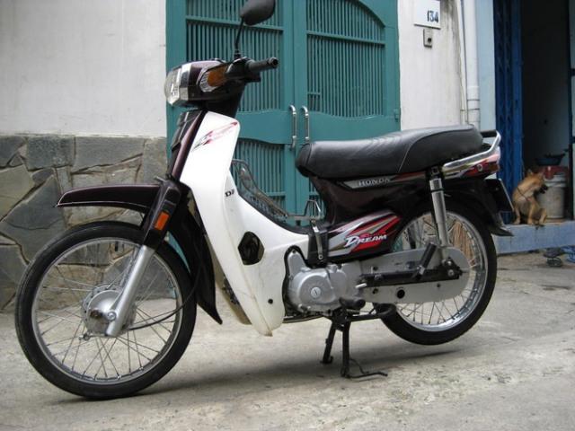 Những xe máy Trung Quốc từng khuấy đảo thị trường Việt Nam