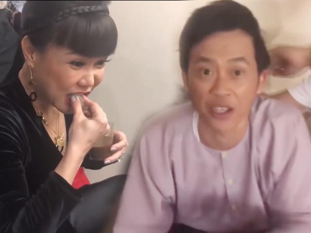 """Trấn Thành """"bóc phốt"""" cả showbiz Việt trong hậu trường, đến Hoài Linh cũng bị réo tên"""
