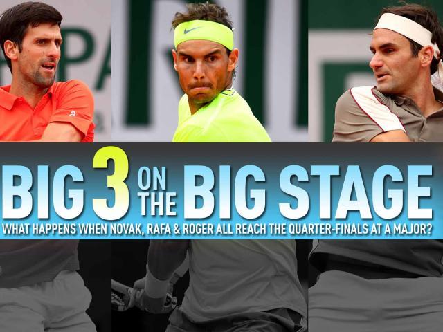 Djokovic muốn Nadal - Federer thay đổi trước Roland Garros
