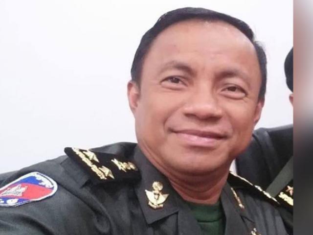 Covid-19: Thêm một tướng Campuchia bị tước quân hàm