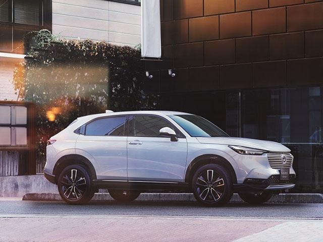 Honda HR-V 2021 chính thức mở bán, giá quy đổi từ 487 triệu đồng
