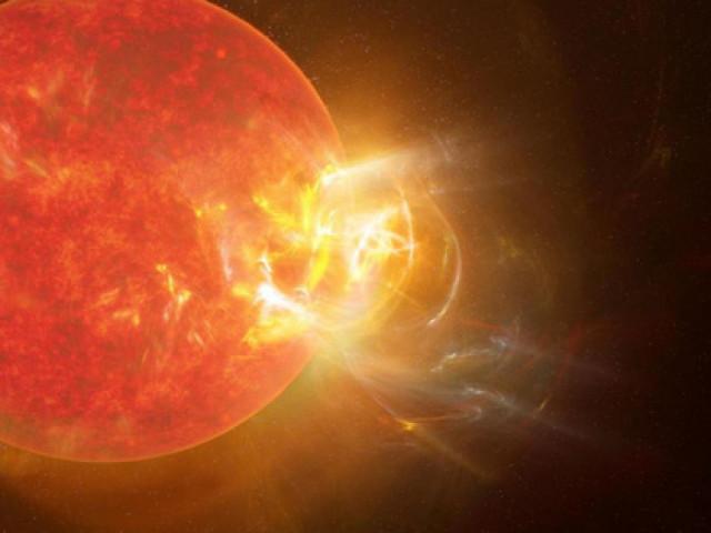 """Hành tinh có sự sống gần chúng ta nhất vừa trải qua """"ngày tận thế""""?"""