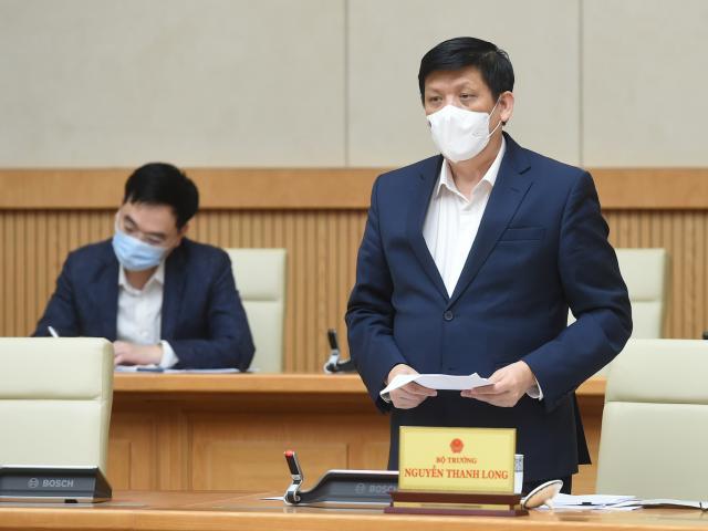Bộ trưởng Y tế lo ngại đợt dịch COVID thứ 4 và biến chủng virus từ Ấn Độ vào Việt Nam