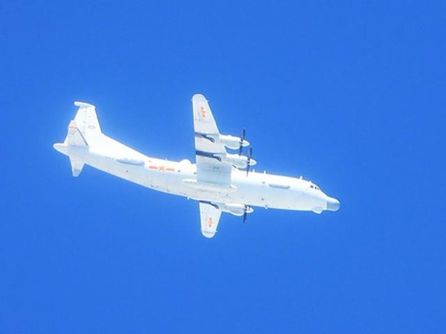 Hành động chưa từng có tiền lệ của máy bay Trung Quốc với Đài Loan