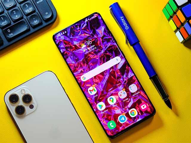 """Đây là những smartphone cỡ """"khủng"""", hiệu năng mạnh mẽ"""
