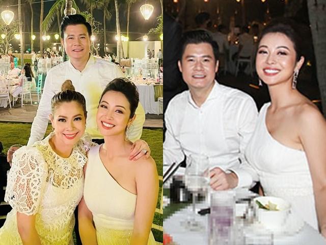 Quang Dũng ứng xử bất ngờ khi gặp lại vợ cũ Jennifer Phạm và tình cũ Thanh Thảo