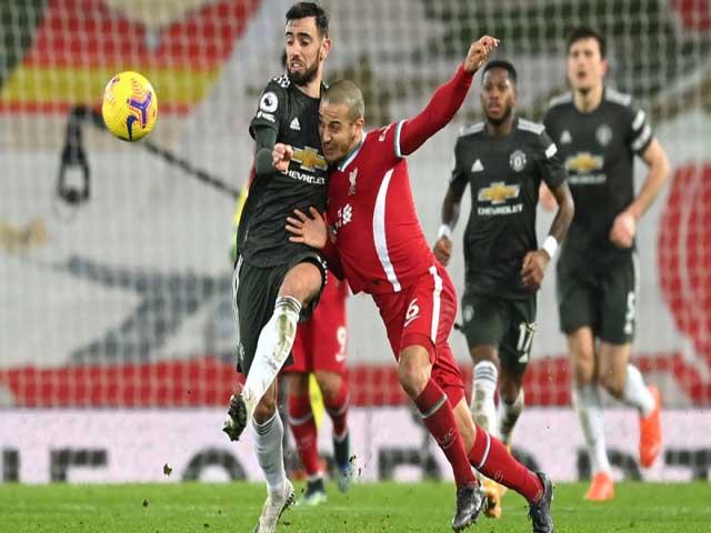 MU đại chiến Liverpool đỉnh cao ngoại hạng Anh, đua top 4 nghẹt thở vòng 34